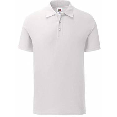 Fruit Of The Loom Men's 65/35 Tailored Fit Polo - 63042