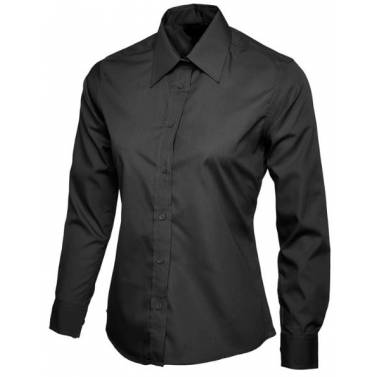 Uneek Ladies Poplin Full Sleeve Shirt - UC711
