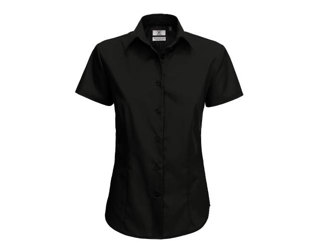 B&C Collection Smart Short Sleeve - B705F
