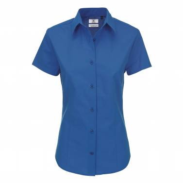 B&C Collection Heritage Short Sleeve Shirt - B711F