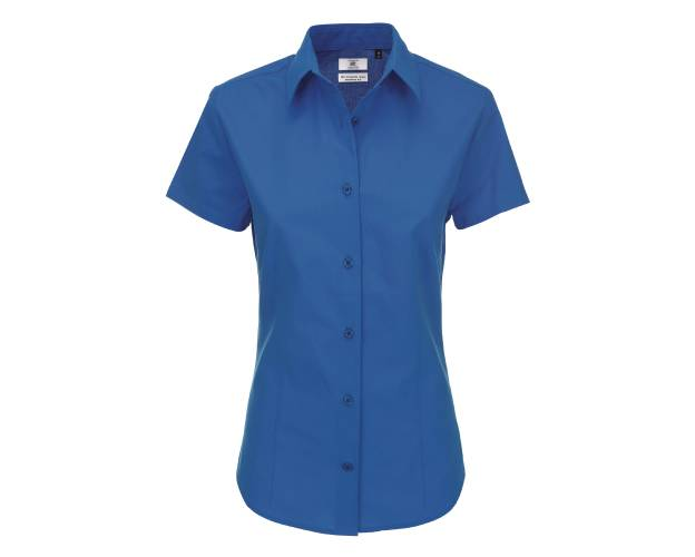 B&C Collection Heritage Short Sleeve Shirt - B711F