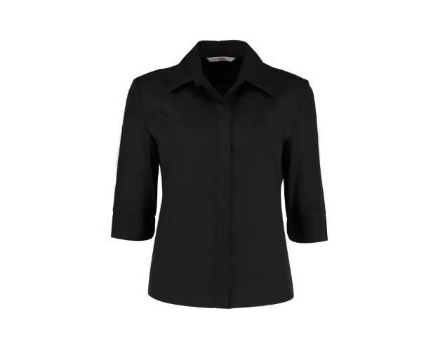 Kustom Kit Continental Blouse 3/4 Sleeve - KK715