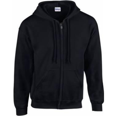 Gildan Heavy Blend Full Zip Adult Hoodie - GD058