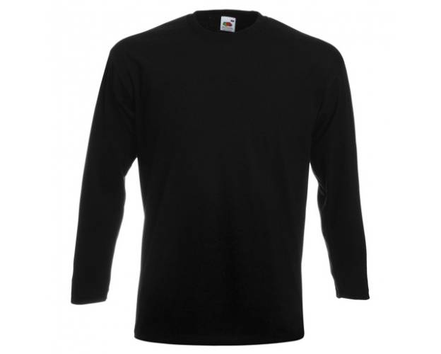 Fruit Of The Loom Super Premium Long Sleeve Tee - SS042