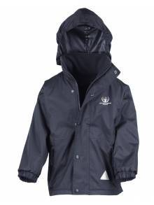 AJ949 - Navy Children's Reversible StormDri Fleece Jacket