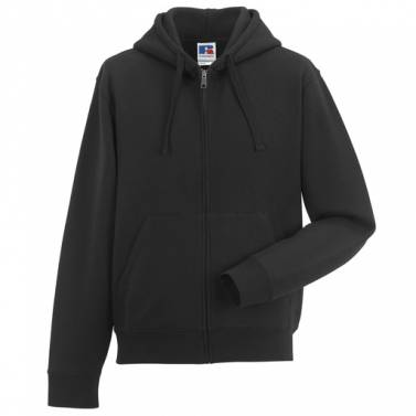 Russell Authentic Zipped Hooded Sweat - J266M
