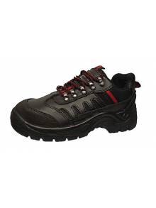 Warrior Black Trainer Shoe - 0118MMS3Q