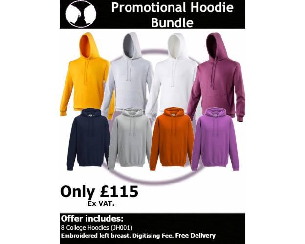 Promotional Hoodie Bundle - PHB1