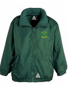 AJ992 - Bottle Green Mistral-Reversible Jacket - 3JM
