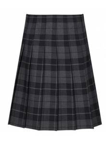 AJ684 - Senior Stitch Down Pleat Skirt - GST