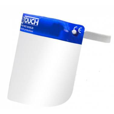 Supertouch Anti-Fog Face Shield - SPE-301CQ