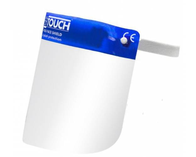 Supertouch Anti-Fog Face Shield - SPE-301CQ