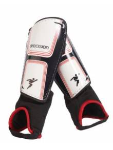 Shin Pads With Ankle Support - SPA