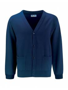 AJ433 - Navy Select Cardigan