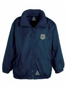 AJ341 - Navy The Children's Mistral-Reversible Jacket