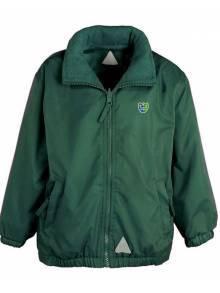 AJ000 - Bottle Green Mistral-Reversible Jacket - 3JM