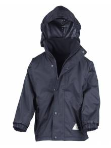 AJ433 - Navy Child's Stormproof Jacket