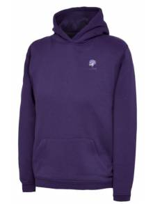 AJ851 - Purple Hoodie - UC503
