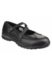 Amblers Ladies Safety Shoe - FS55Q