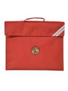 AJ123 - Red Primary Bookbag - PRBB19