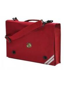 AJ123 - Red Junior Document Case - DC01