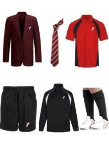 AJ875 - Girls Full Uniform Bundle