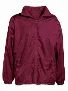 AJ104 - Burgundy The Children's Mistral-Reversible Jacket