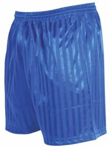 Precision Training Striped Continental Shorts Royal BLue