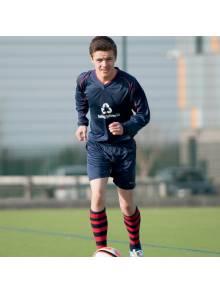 Precision Marseille Training Set- Navy/Red