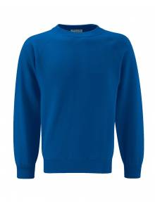 AJ941 - Royal Crew Neck Sweatshirts