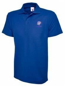 AJ851 - Royal Blue Polo Shirt