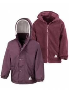 AJ018 - Reversible Stormstuff Jacket
