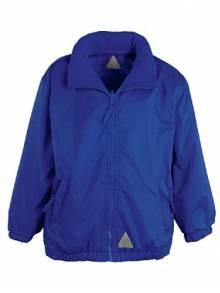 AJ576 - Royal Blue Mistral-Reversible Jacket