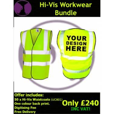 Hi-Vis Workwear Bundle