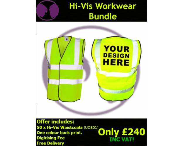 Hi-Vis Workwear Bundle
