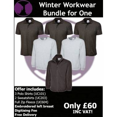 Workwear Bundle For One - W3W