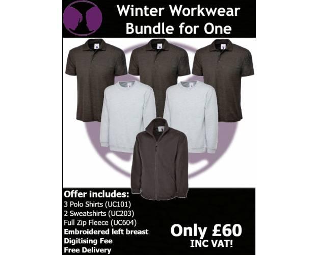 Workwear Bundle For One - W3W
