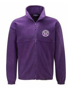 AJ954 - Purple Polar Fleece