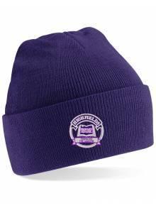 AJ954 - Purple Beanie Hat