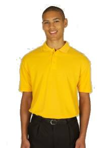 AJ517 - Sunflower Polo Shirt 10% Off