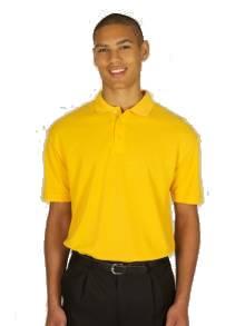 AJ517 - Sunflower Polo Shirt 10% Off