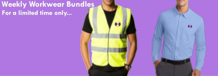 Weekly Workwear Bundles